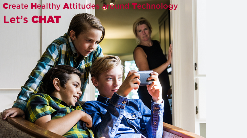 Let's CHAT: Creating Healthy Attitudes Around Technology